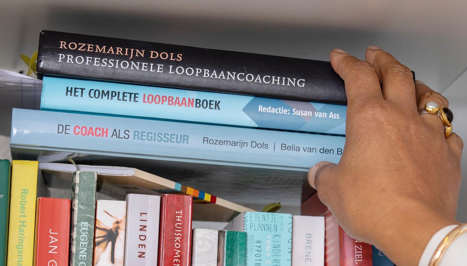 Boeken over loopbaancoaching