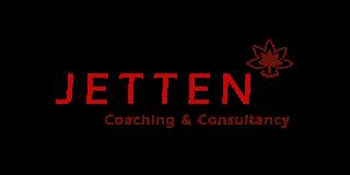 Het logo van Jetten Coaching